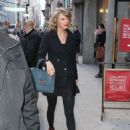 Taylor Swift Out and About In New York City