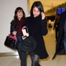 Selena Gomez Arriving At Jfk Airport In Nyc