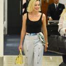 Margot Robbie – Arrives in Sydney