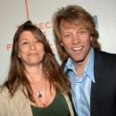 Jon and Dorothea Bon Jovi - 421 x 594