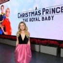 Rose McIver – 'A Christmas Prince: The Royal Baby' Cast & Crew Screening in LA - 454 x 374