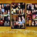 Lauren Graham and Matthew Perry