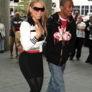Mariah Carey - LAX Airport Candids, 25.05.2008.