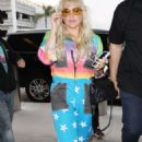 Kesha Sebert – Spotted at Lax Airport In Los Angeles - 454 x 710