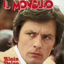 Alain Delon - Il Monello Magazine Cover [Italy] (June 1974)