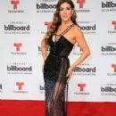 Patricia Manterola- Billboard Latin Music Awards - Arrivals