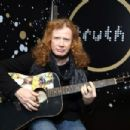 Dave Mustaine attends the GRAMMY Gift Lounge during the 60th Annual GRAMMY Awards at Madison Square Garden on January 27, 2018 in New York City - 454 x 303