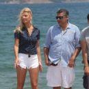 """Fei Skorda and Yorgos Liagas: """"Proino mou"""" look 28/06/13 finale"""