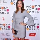 Torrey DeVitto – 2018 Women in the World Summit in New York - 454 x 682