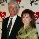Naomi Judd and Larry Strickland