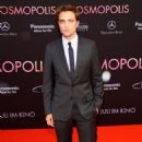Robert Pattinson looking brilliant at the Berlin Cosmopolis Premiere May 31, 2012