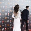 Penelope Cruz – Red Carpet at Goya Cinema Awards 2018 at Madrid Marriott Auditorium