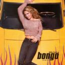 Willa Ford - Bongo Ads 2002 - 454 x 636