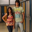 Raymond Ablack and Melinda Shankar - 240 x 320