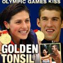 Michael Phelps and Stephanie Rice - 315 x 375
