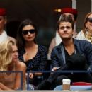 Paul Wesley-September 12, 2015-2015 U.S. Open - Day 13