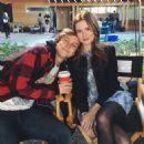 Zoey Deutch and Logan Miller