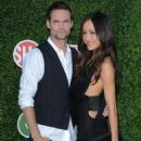 Shane West and Maggie Q - CBS Summer Press Tour Party At The Tent On July 28, 2010 In Beverly Hills, California