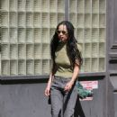 Zoe Kravitz – Out in New York City