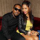 Kanye West and Alexis Eggleston - 400 x 435