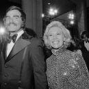 Burt Reynolds and Dinah Shore