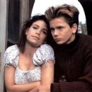 River Phoenix and Meredith Salenger
