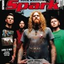 Mastodon - Spark Magazine Cover [Czech Republic] (July 2016)