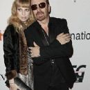 David ( Dave ) Stewart and Anoushka Fisz - 224 x 423