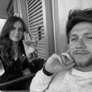 Niall Horan and Amelia Wooley