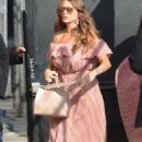 Sofia Vergara – Arrives at Jimmy Kimmel Live in Hollywood - 454 x 722