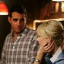 Kathryn Morris and Bobby Cannavale