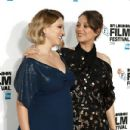 Léa Seydoux and Marion Cotillard :  It's Only the End of the World - 60th BFI London Film Festival - 432 x 600