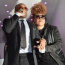 Da Brat attend Lifetime premiere of