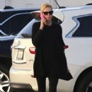 Charlize Theron – Out and about in Van Nuys