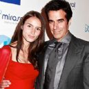 David Copperfield and Chloe Gosselin - 300 x 400