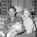 Sterling Hayden and Betty Ann de Noon - 381 x 480