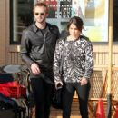 Nikki Reed and her husband Paul McDonald visited Barneys New York in Beverly Hills (December 7)