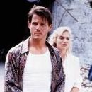Michael Paré and Daphne Ashbrook