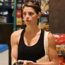 Ashley Greene Bristol Farms In West Hollywood