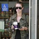 Nicky Hilton Getting A Coffee In West Hollywood