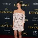 Maia Mitchell – 'The Lion King' Premiere in Hollywood - 454 x 648