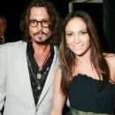 Johnny Depp and Jennifer Lopez