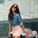 Ximena Navarrete- fashion shoot - 440 x 397