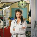 Michael Michele as Cleo Finch in ER - 454 x 556