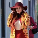 Phoebe Price  out shopping in Beverly Hills, California on February 14, 2017 - 454 x 570