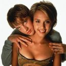 Jessica Alba and Devon Sawa