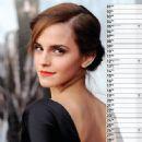 Emma Watson 2016 Calendar