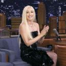 Gwen Stefani – On 'The Late Show with Jimmy Fallon' in NYC