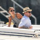 Nicole Richie and Joel Madden: Out on the Water in the South of France - 454 x 460