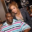 Tionne T-Boz Watkins and Takeo Spikes - 170 x 142